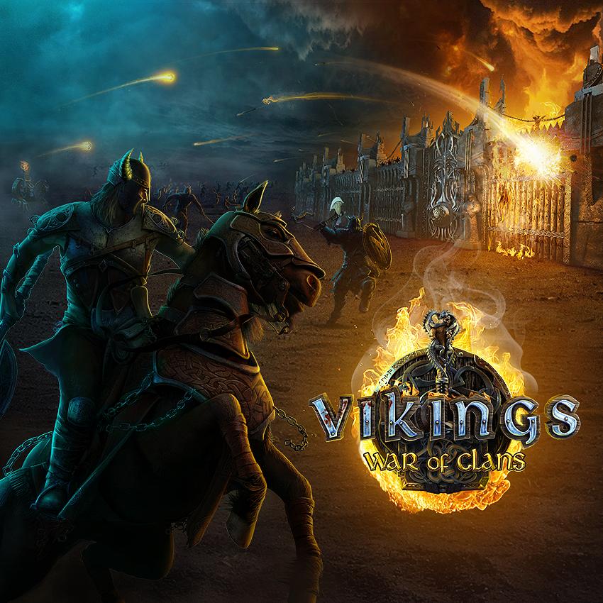 vikings war of clans delete account