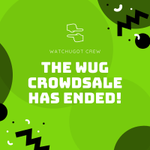 Image for the Tweet beginning: The WUG crowdsale is officially