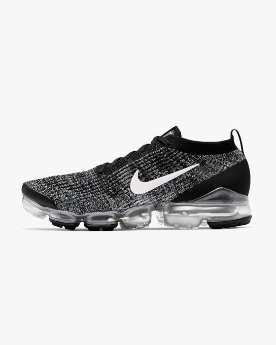 promo code d934e 5fe59 Air VaporMax Flyknit: Milk not included. ❌ 🥛 #Nike Air ...