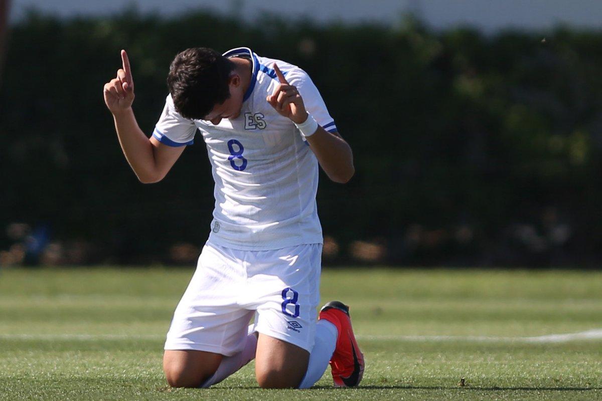 Sub17 Campeonato CONCACAF 2019 [Copa Mundo Brasil 2019] El Salvador 4 Guyana 0. D5fiR2dW4AUuy_e