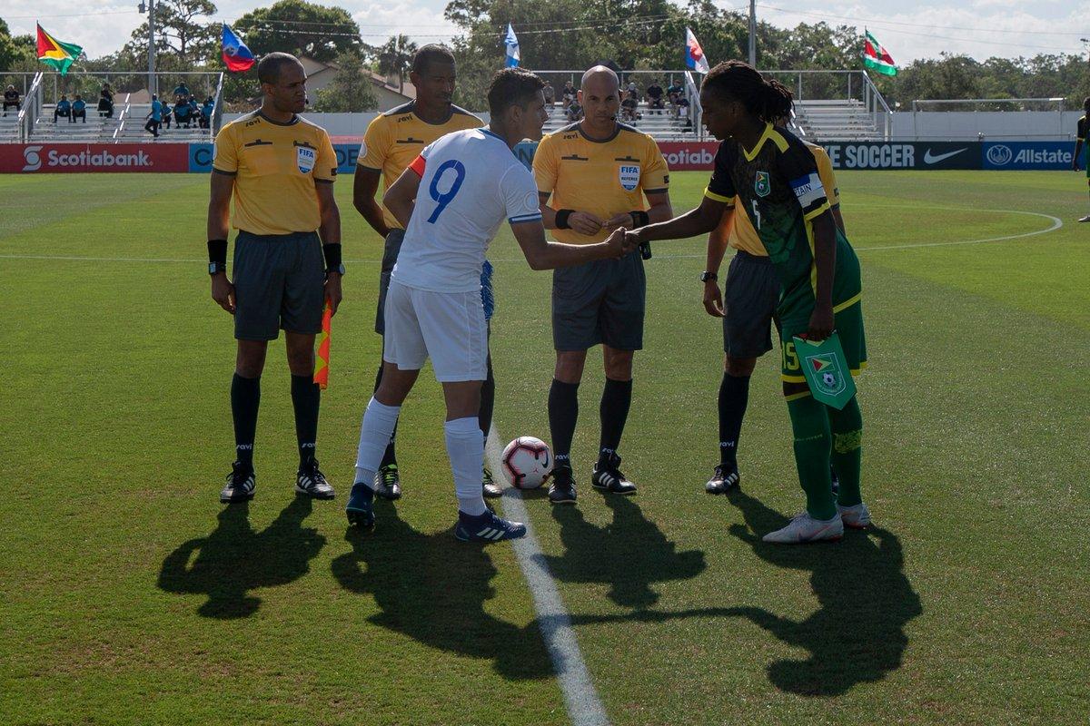 Sub17 Campeonato CONCACAF 2019 [Copa Mundo Brasil 2019] El Salvador 4 Guyana 0. D5fiSwoXkAAhveQ