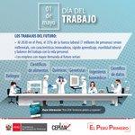 Image for the Tweet beginning: #DíaDelTrabajo 🤔¿Cuáles son los trabajos