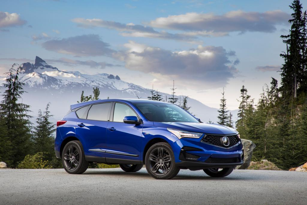Acura light-truck momentum continues this year with double-digit gains and 20% growth in Q1. With 28% retail growth, the refreshed #ILX had the largest gains in segment for April. For more information: acura.us/2Y2gWZb