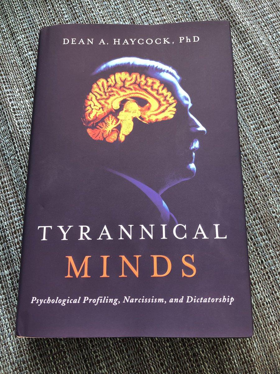 Image result for Tyrannical Minds: Psychological Profiling, Narcissism, and Dictatorship