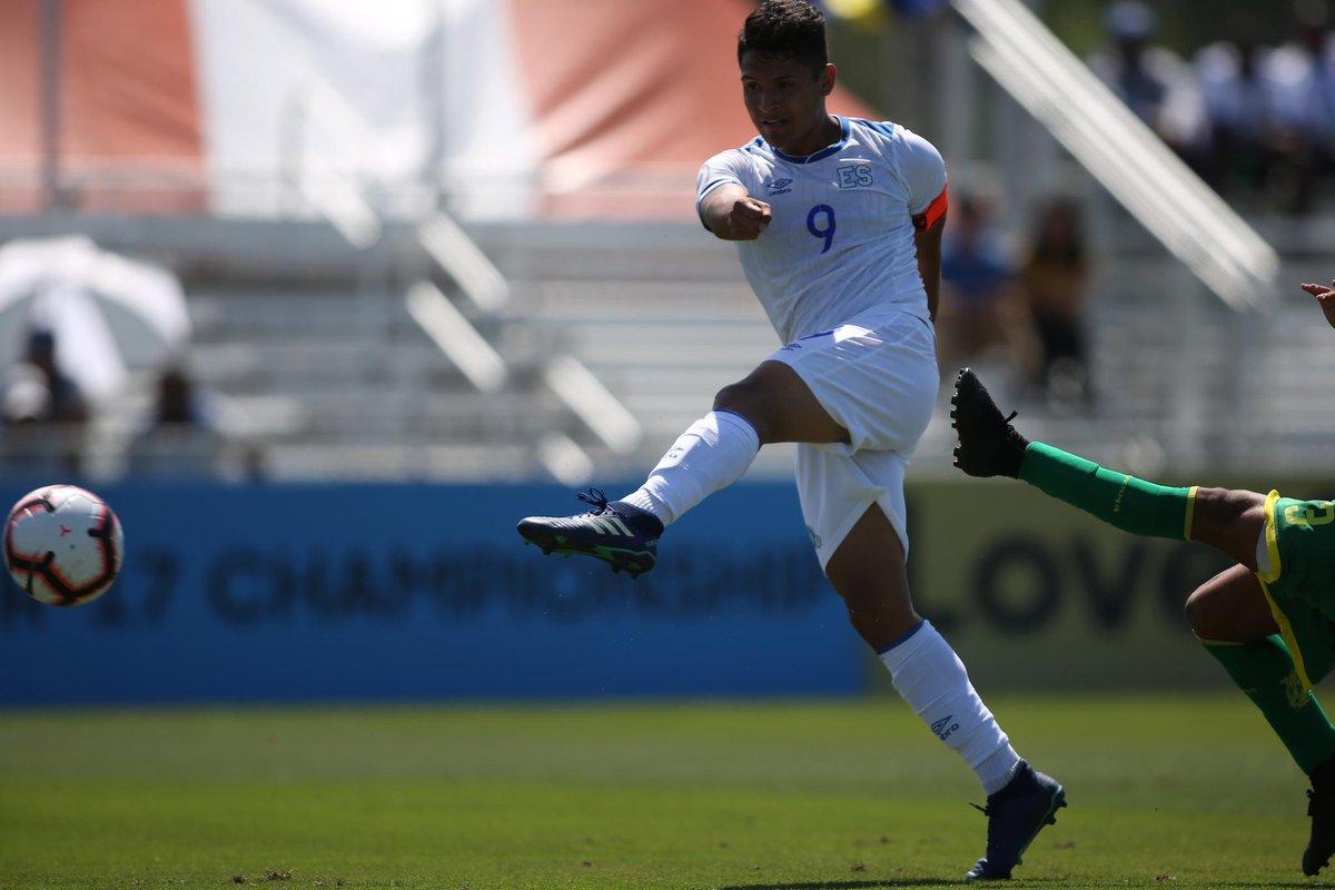 Sub17 Campeonato CONCACAF 2019 [Copa Mundo Brasil 2019] El Salvador 4 Guyana 0. D5g3ZHrWsAI1jVa