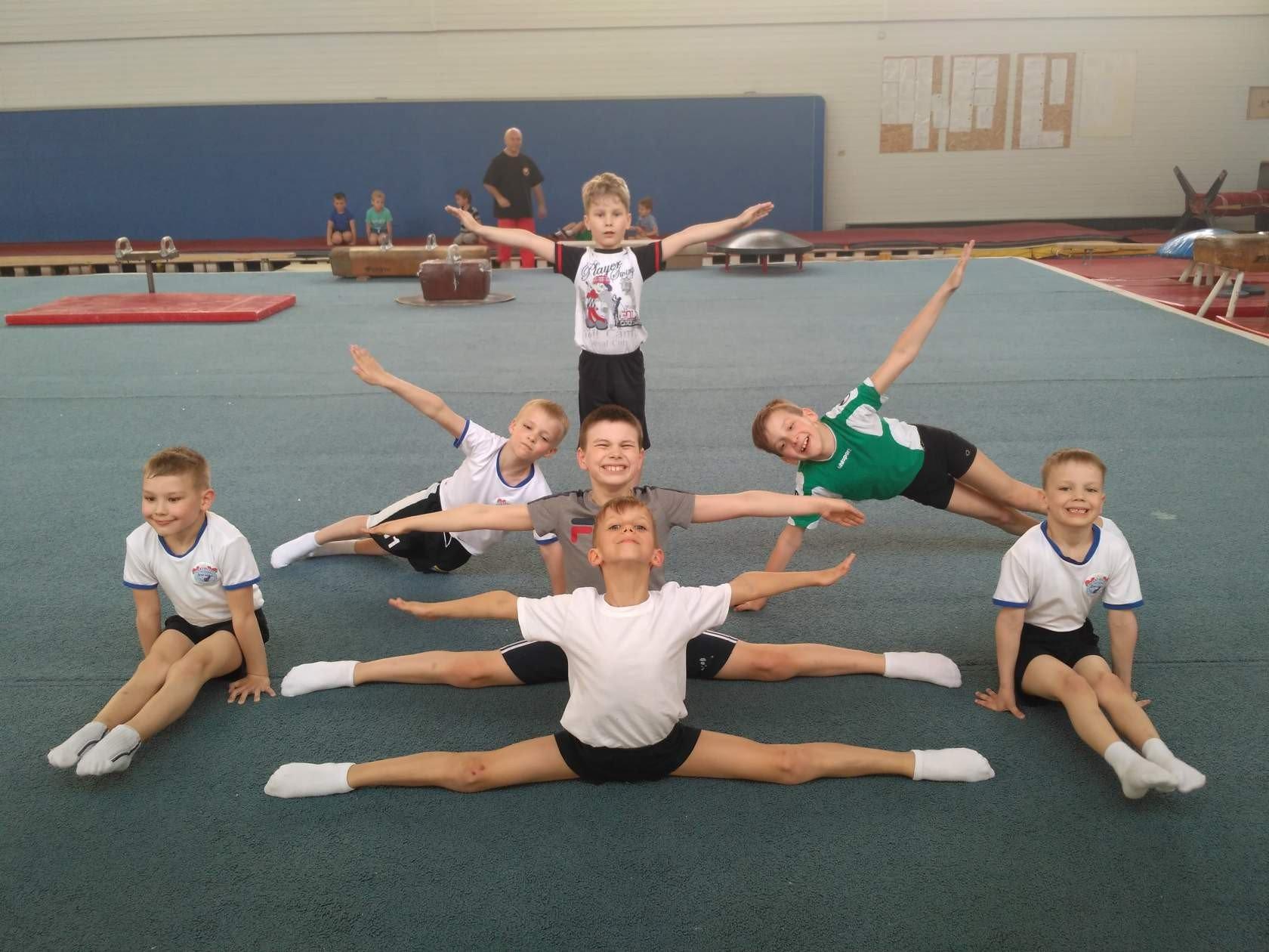всегда обучение гимнастике по картинками нам, здоровым