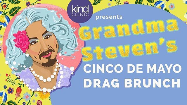 I'll be kicking off cinco de Mayo w/the all the QUEENS at @grandmasteven's drag brunch at @micheladasatx this Sunday! 11AM -4PM...we will hit capacity, so don't  Queens + Chorizo = #BienLit pic.twitter.com/qeHEThfGsT
