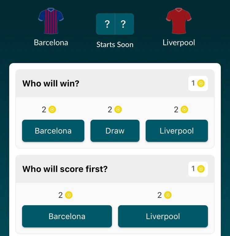 Long Shot: Prediction App (@GetLongShot) | Twitter