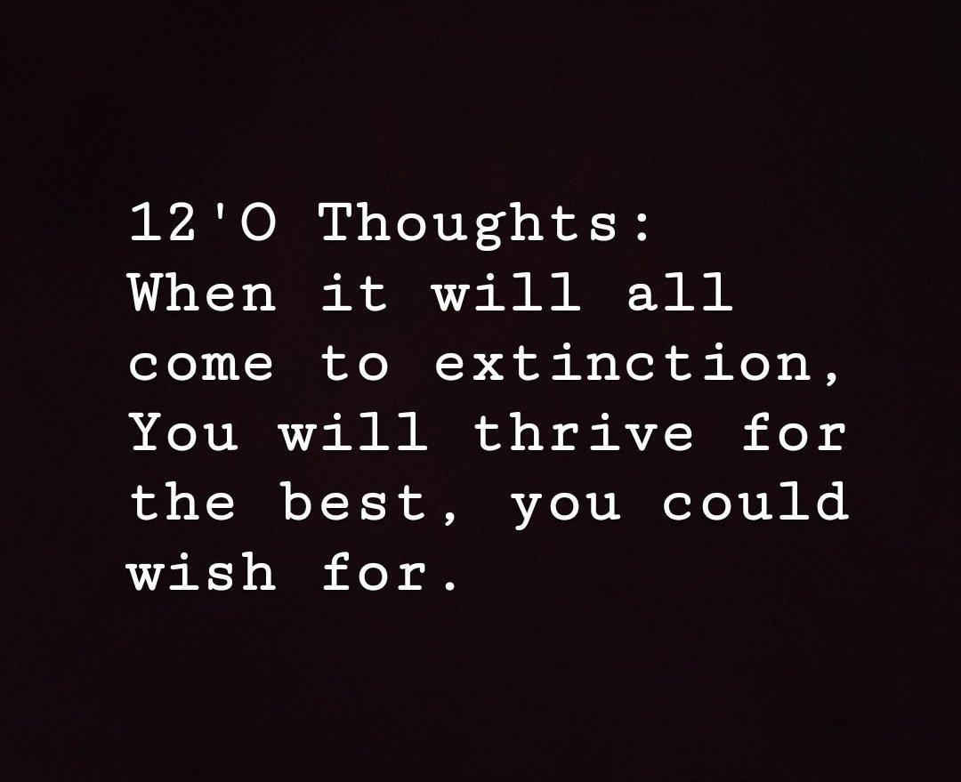 12'O Thoughts – at Patiala