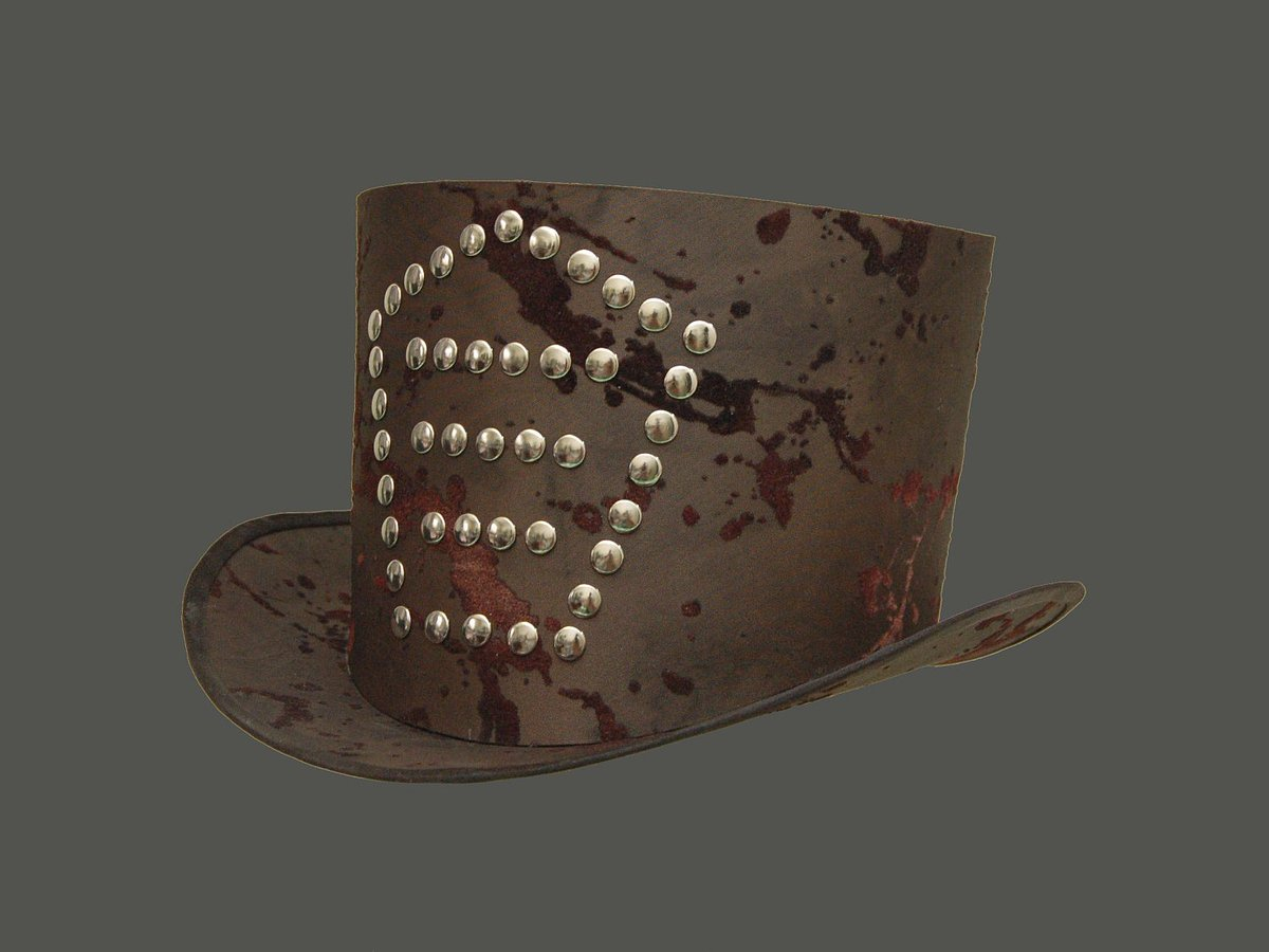 4ce970e06811c ... Men Women Festival Clothing Outfits Fashion Looks Dress Costumes Top-Hat  with Sign Steampunk Fancy Hat Unique Custom Tophat https   etsy.me 2WhKgdN  ...