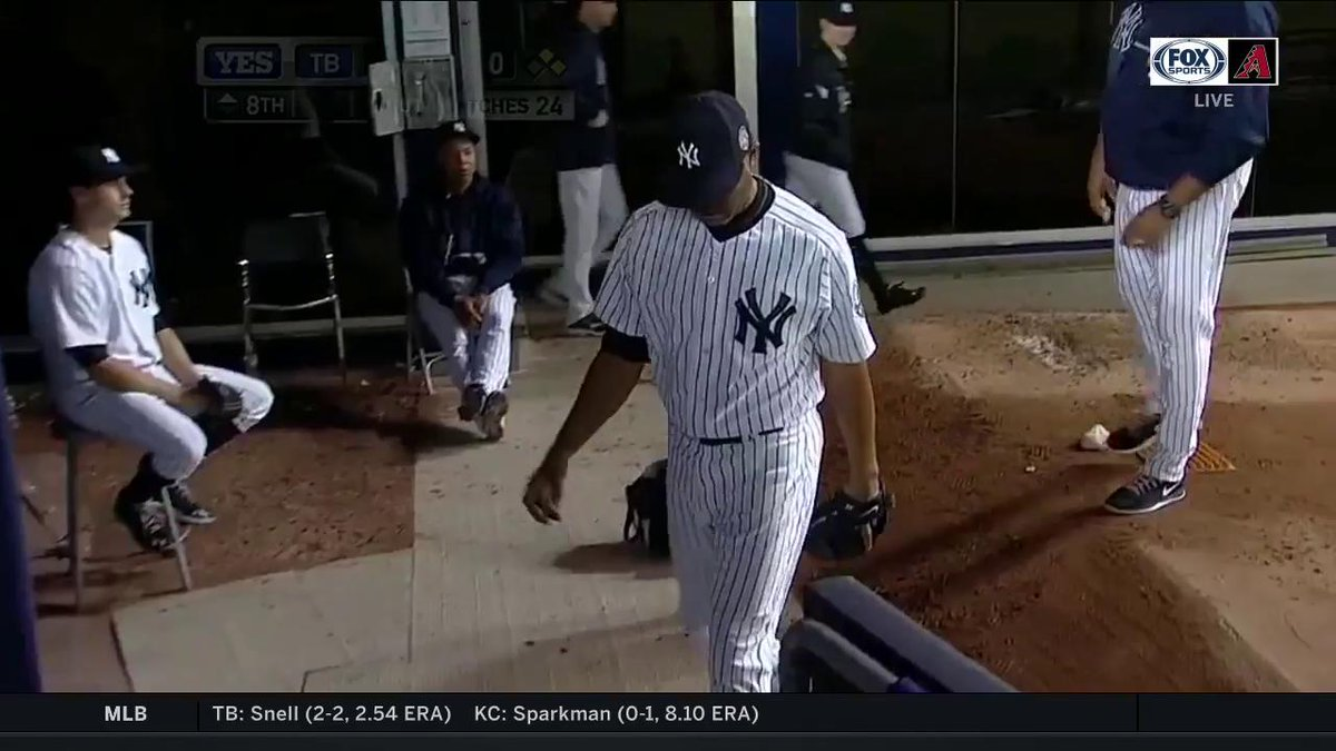 1a593d937 chills when mariano rivera took the mound for the last time at yankee  stadium he was met on the mound by derek