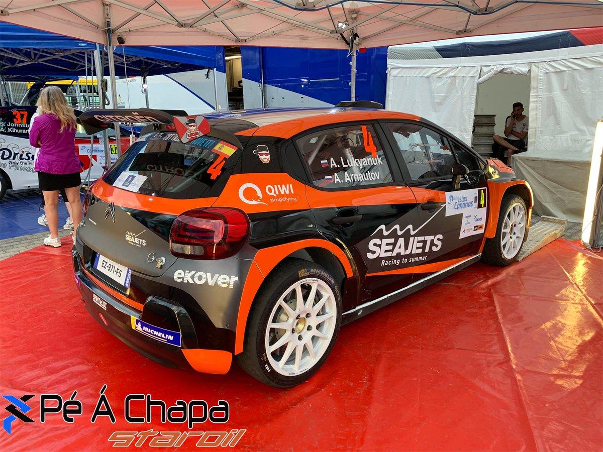 ERC + SCER + CERA: 43º Rallye Islas Canarias [2-4 Mayo] - Página 2 D5gbTj5WsAIjCY5