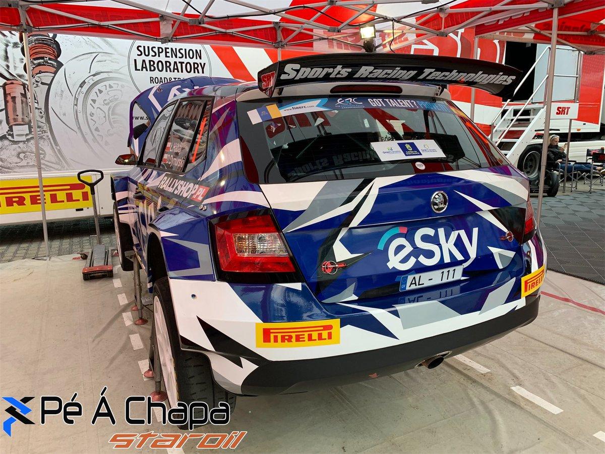 ERC + SCER + CERA: 43º Rallye Islas Canarias [2-4 Mayo] - Página 2 D5gbTj_W4AUyrhD