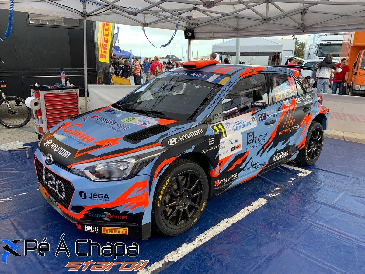 ERC + SCER + CERA: 43º Rallye Islas Canarias [2-4 Mayo] - Página 2 D5gbTkJWAAI7gDG