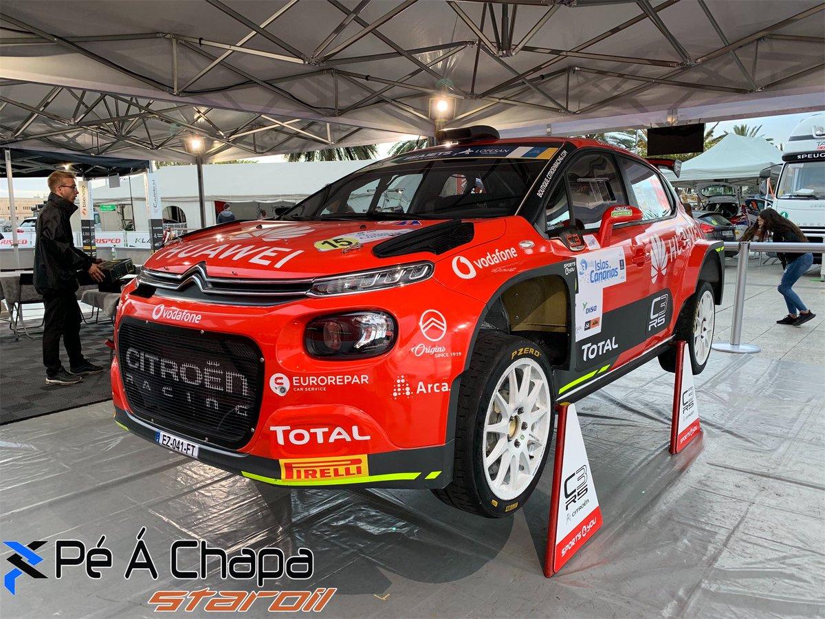 ERC + SCER + CERA: 43º Rallye Islas Canarias [2-4 Mayo] - Página 2 D5gbTkOXsAAOTTB