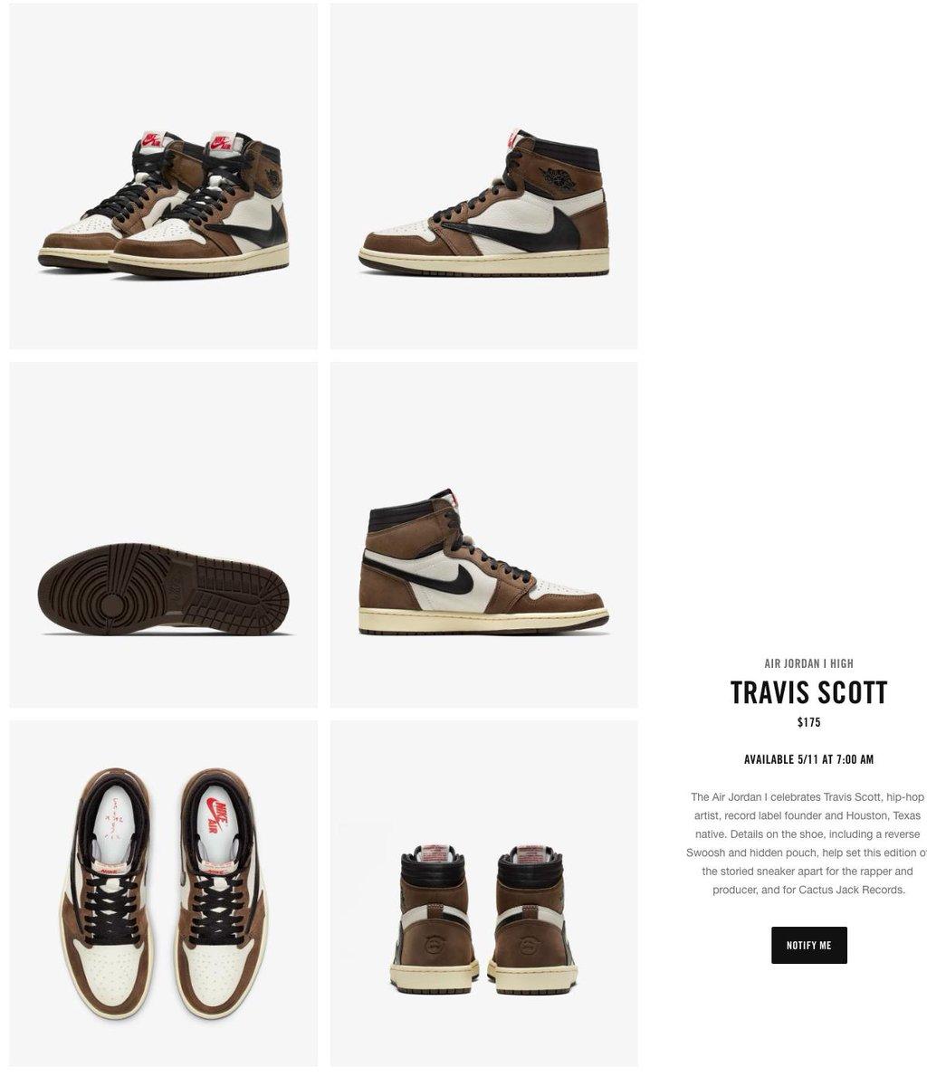 The Travis Scott x Air Jordan 1 High OG