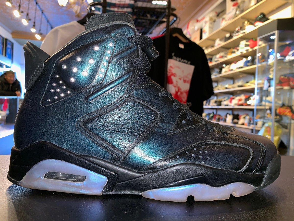 aa7d565f8c191a Size 9.5 Air Jordan 6 All Star  119.99 ➤ https   tinyurl.com y4etfamj  pic.twitter.com yzMsIEAAf7
