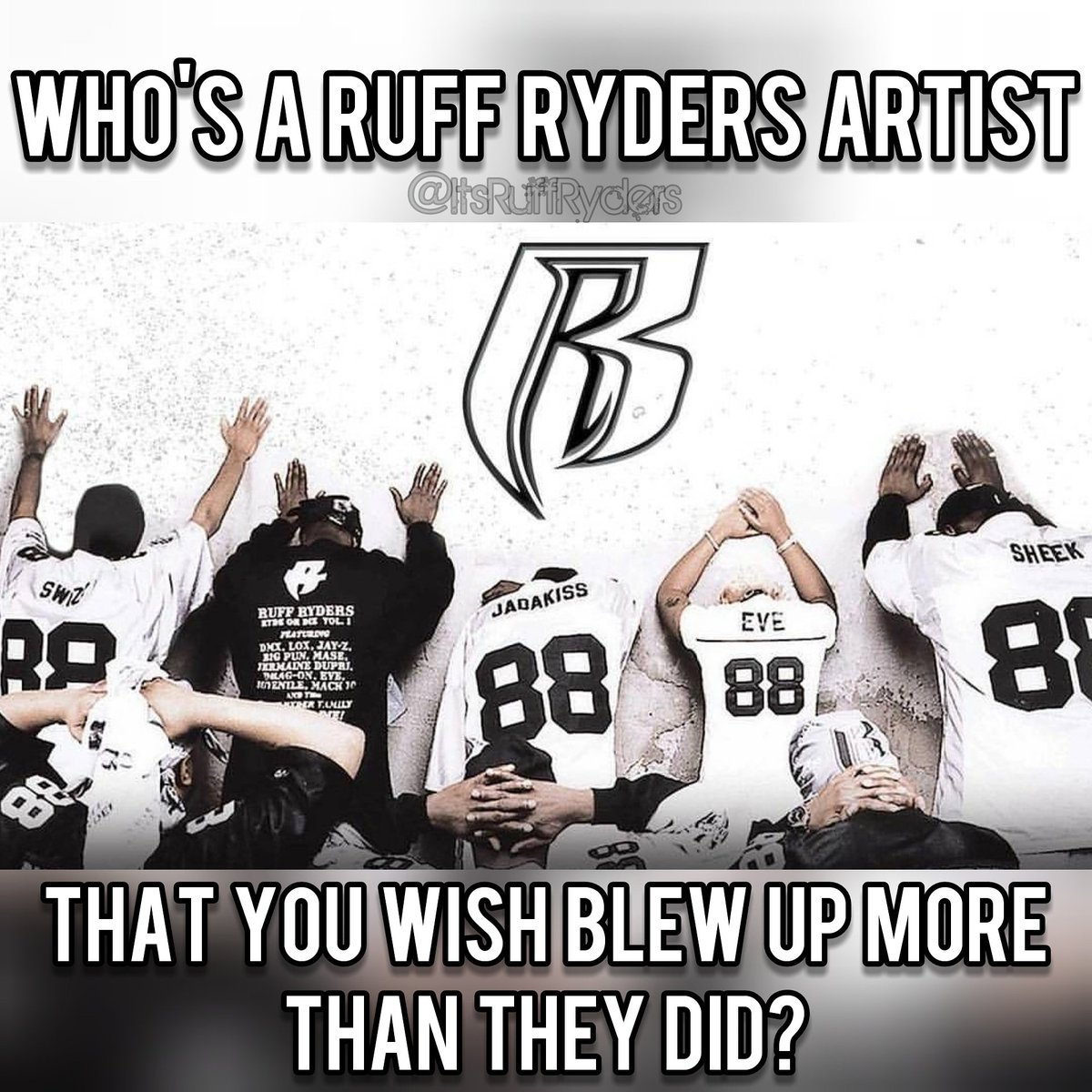 Ruff Ryders (@itsruffryders) | טוויטר