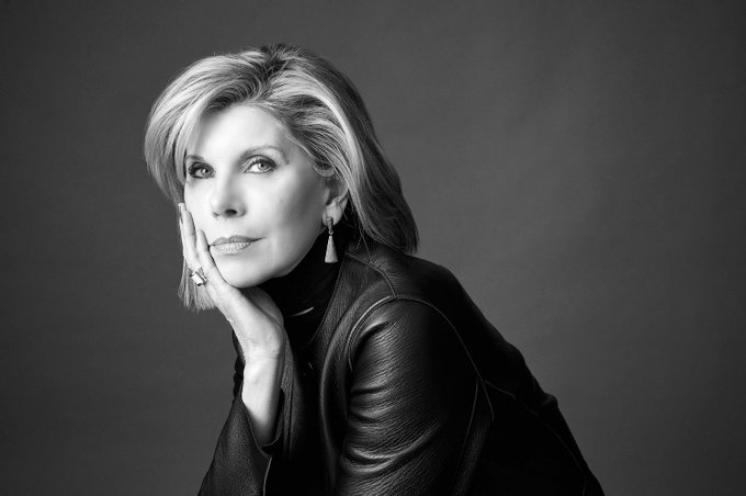 Happy 67th Birthday to the one and only Christine Baranski (May 2,1952)