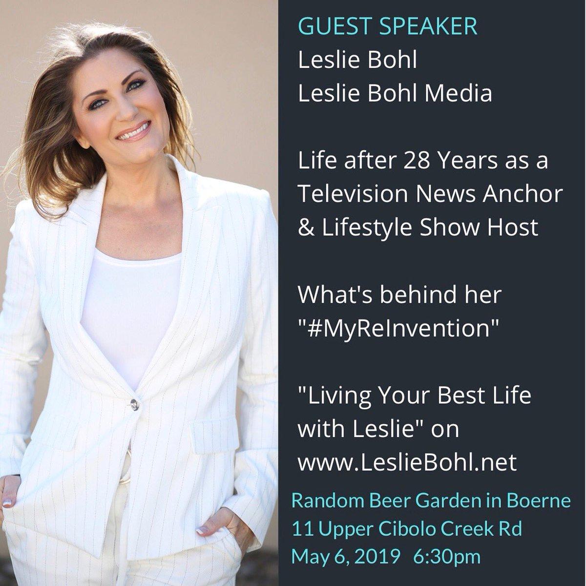 Leslie Bohl (@LeslieBohl) | Twitter