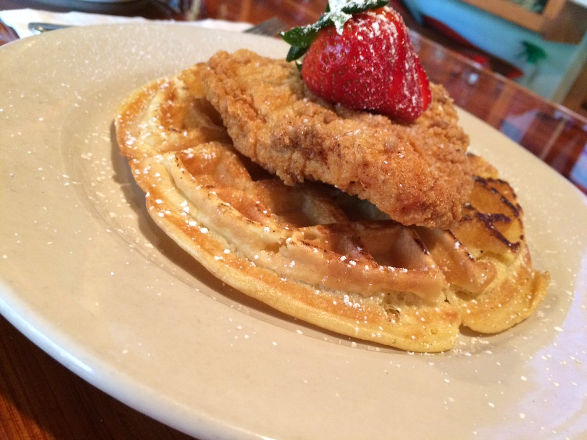 What are your favorite places in Tallahassee/Thomasville for chicken and waffles? How did that become a thing?