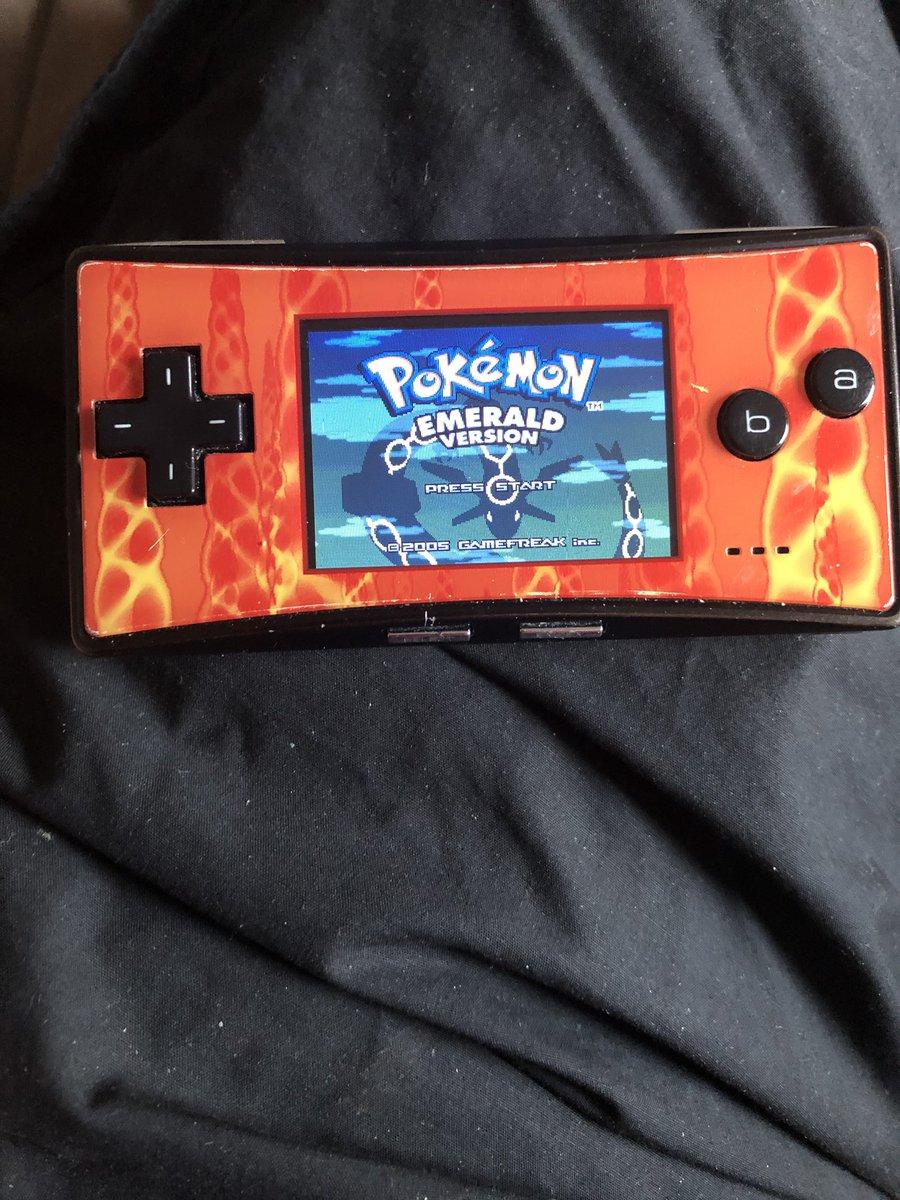 pokemon emerald gba master ball cheat - rakogxx