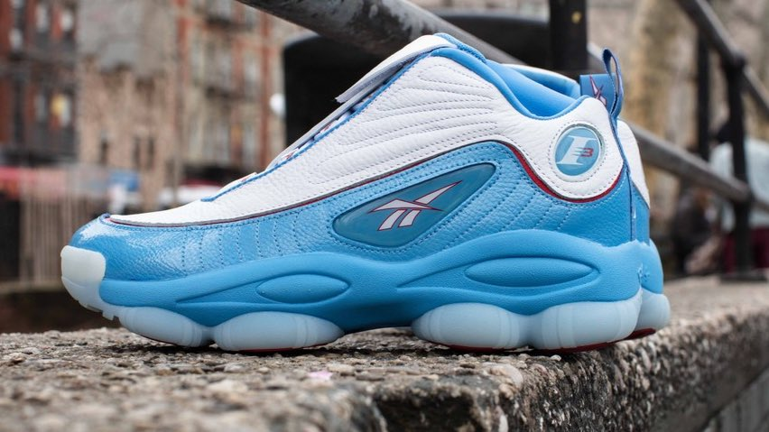 cc468c32195 A legend on and off the court. The Reebok Iverson Legacy is available at Jimmy  Jazz