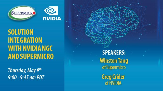 NVIDIA Data Center (@NVIDIADC) | توییتر