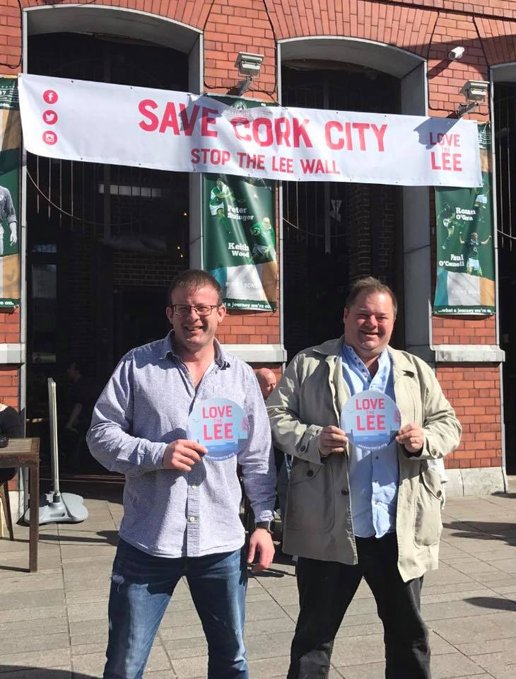 RT @rivasmj: RT @savecorkcity: In #Cork this Friday, #SaveCorkCity are going to Spread the Love by Celebrating #LOVEtheLEE Friday  Wear your #LOVEtheLEE Badge to support candidates going forward for the #LE19 on May 24th who support #SaveCorkCity   #LOVE… https://t.co/8PgTONCRFT