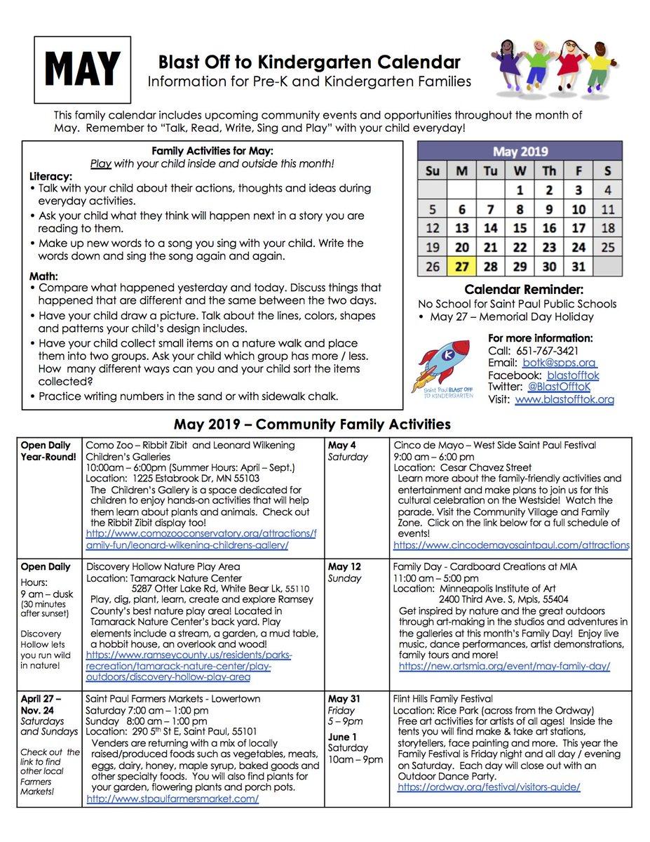 Spps Calendar.Gina Hass Ginaoel Twitter