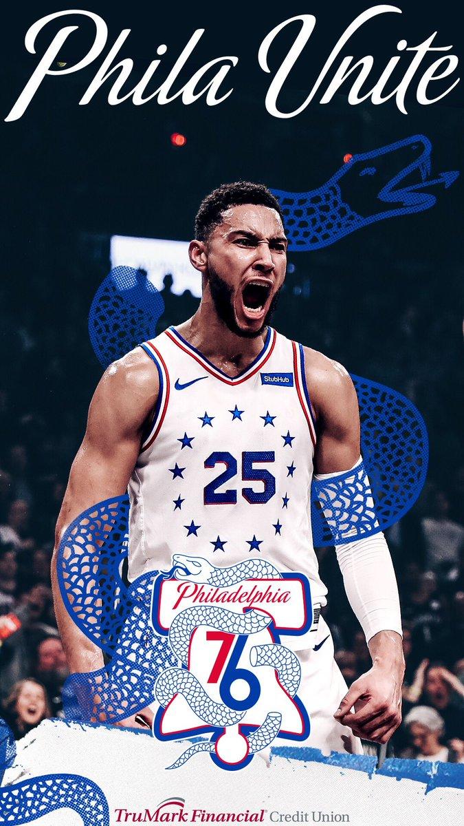 best sneakers ac1b2 925a2 Philadelphia 76ers on Twitter: