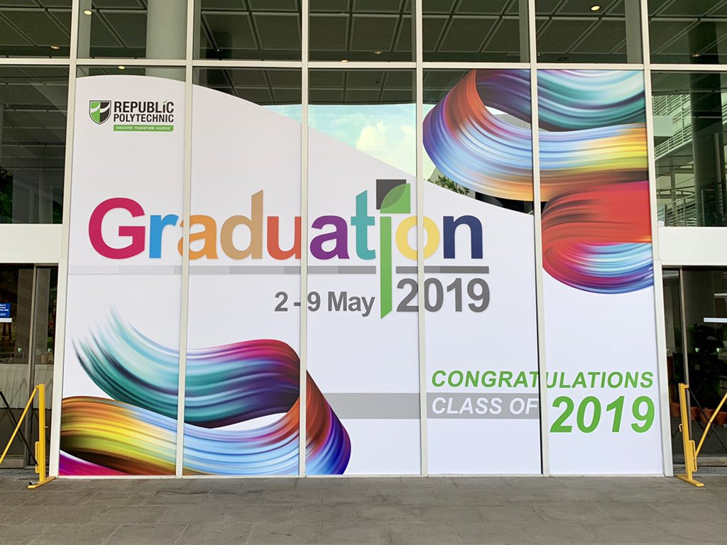 Happy Graduation! #RPgrad19 pic.twitter.com/LH4pcujUic