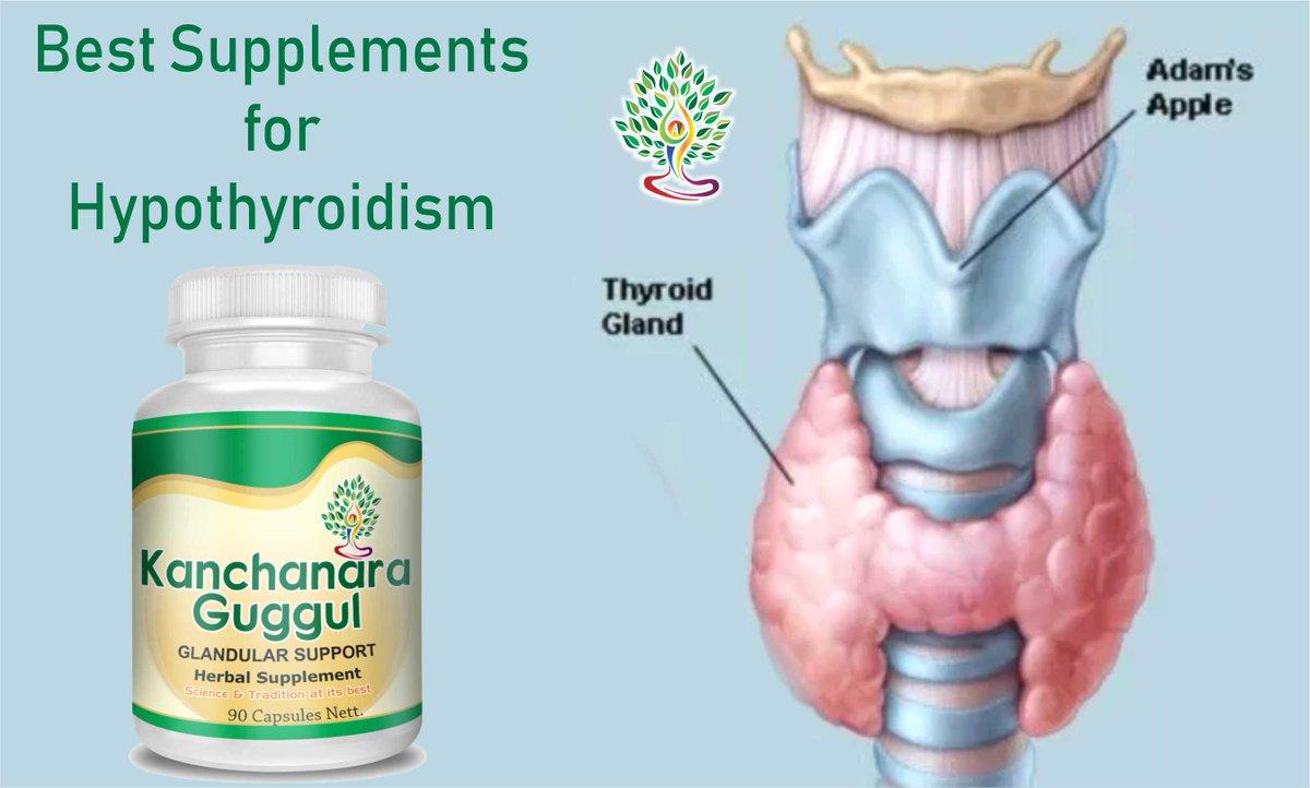 Kanchanar Guggulu Thyroid