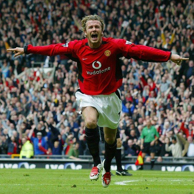 Happy birthday, David Beckham - the real free-kick king!
