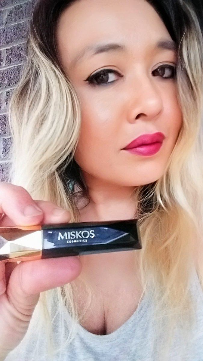 MISKOS 6 Piece Matte Lipstick, highly pigmented matte colors. very eye catching! Doesn't fade/bleed easily. Really makes my lips pop! The tubes/packaging are really pretty/stylish! Affordable, makes 4 a great gift!  #miskos #lipstick  #makeup #cosmetics  http://www.amazon.com/gp/product/B07DGWZBZY…