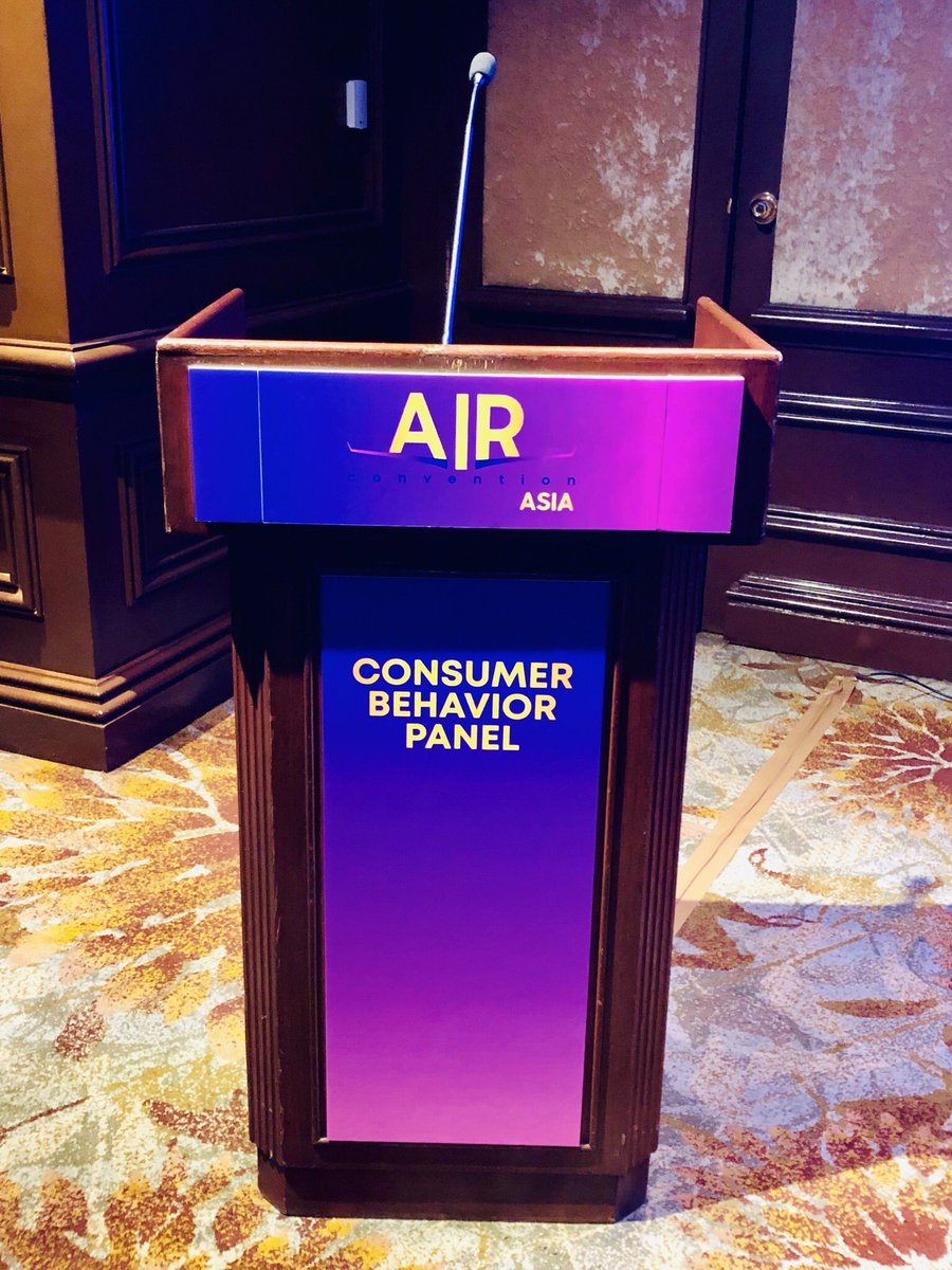 Air Convention Asia #airconvention #airconventionasia #consumerbehaviour #6edigital https://t.co/AxjM6hrkQp