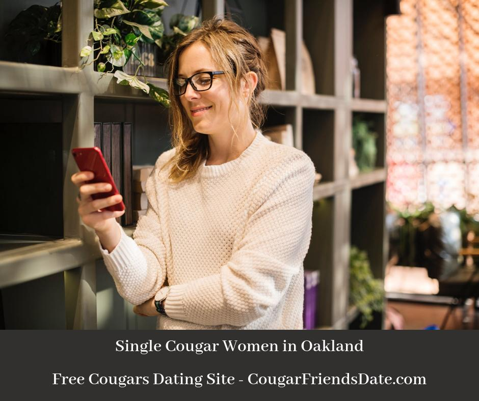 free dating for cougars