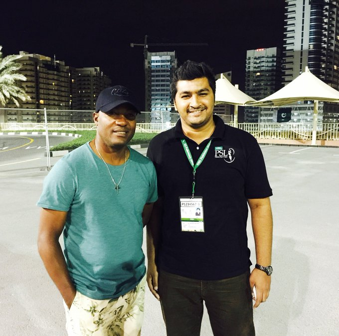 Happy birthday to the all time greatest lefty, Brian Lara