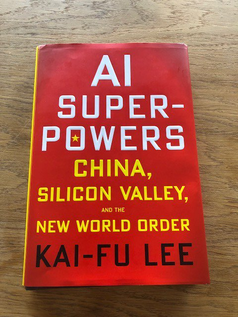 Tom Upchurch On Twitter As Competition Increases Between China And The Us Who Is Gaining The Edge In Tech Such As Ai And Ml This Thread Features Ideas And Quotes From Kaifulee