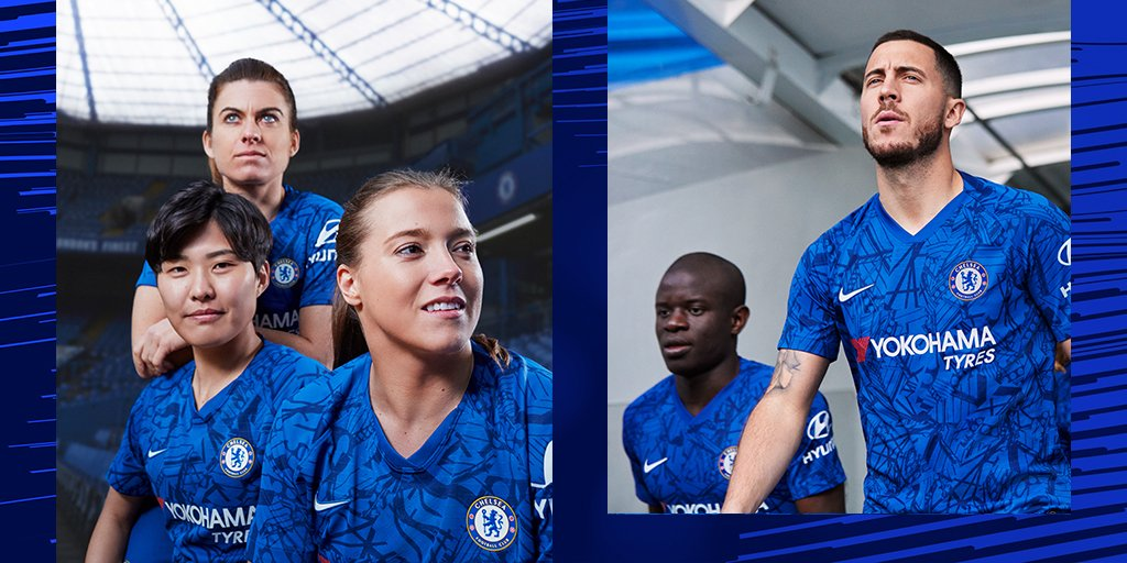 official photos 91cc0 a3c91 Chelsea FC on Twitter: