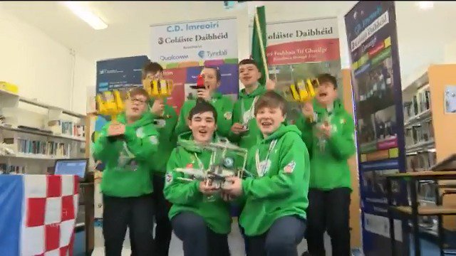 RT @TheToyDetective: RT @VirginMediaNews: #WATCH A lego robot built by a group of talented #Cork students beat off competition from 98 other countries to make them World Lego League champions  @PaulByrne_1 @CorkETB @CDaibheid @FLLUK @Learnit_Ireland @fir… https://t.co/eqJVQHYYlO