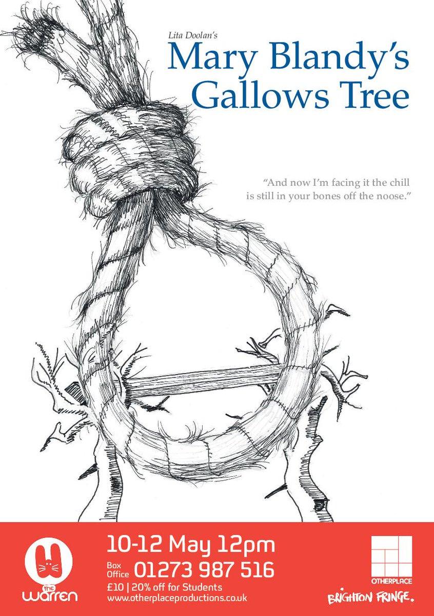 Mary Blandys Gallows Tree