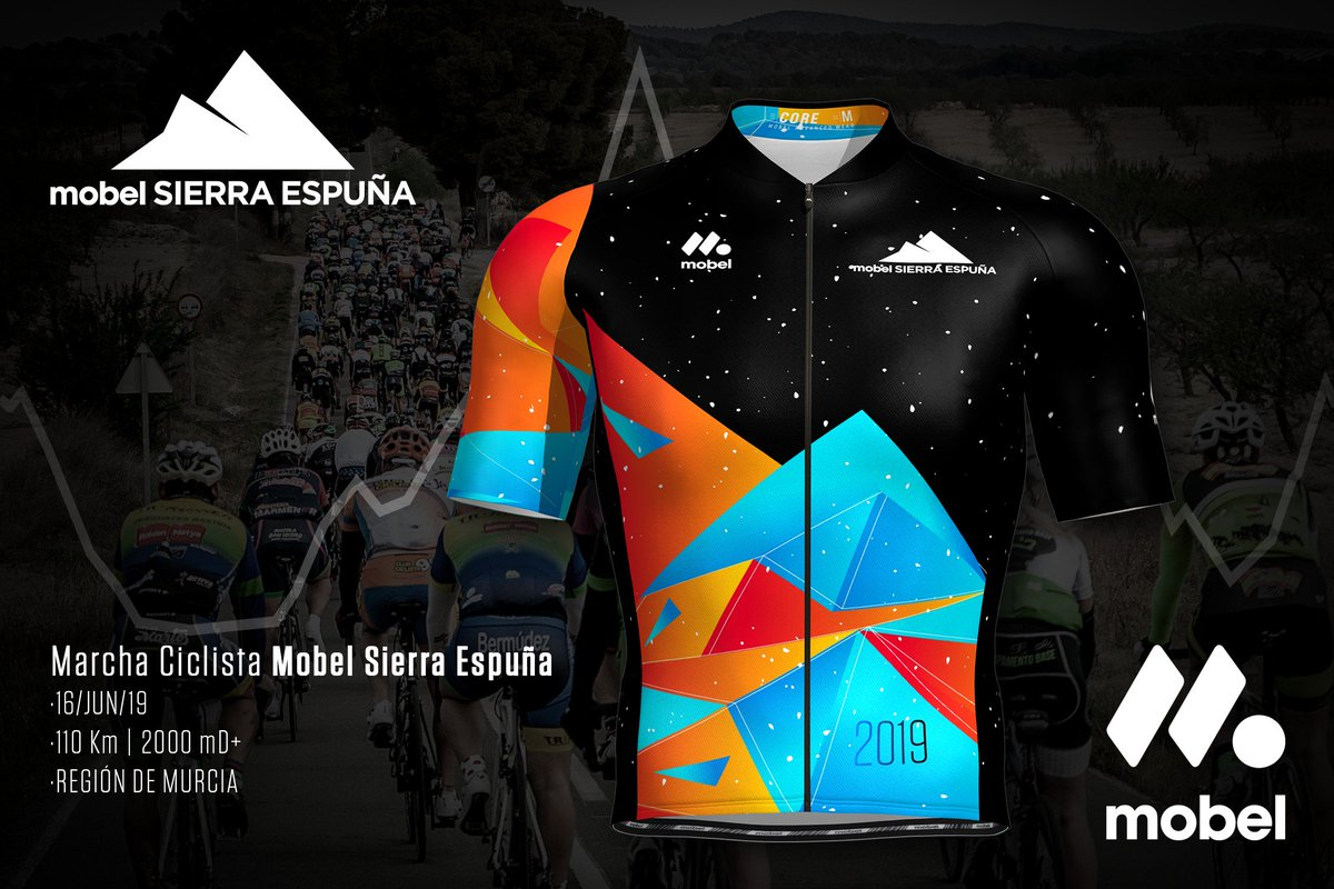 45 dias para disfrutar del mejor ciclismo en la marcha ciclista mobel sierra espuna 2019