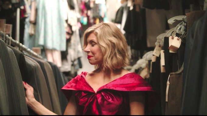 Happy Birthday the kindest, most softest and beautiful soul I know. Christine Baranski, you are killing it at 67!