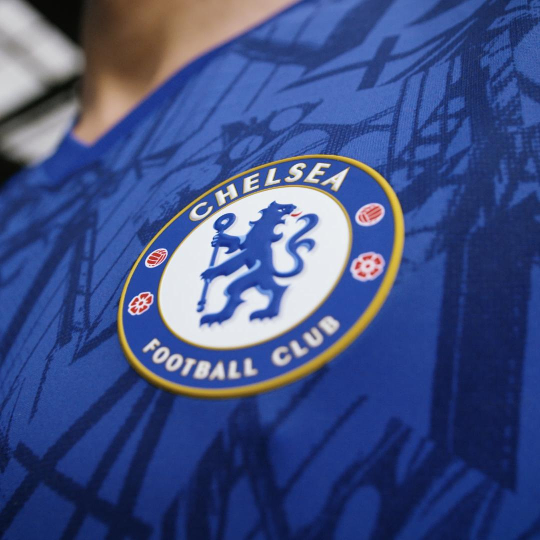 SOUND ON The four stands of Stamford Bridge are woven into the fabric of our new @nikefootball home shirt – this is what it means to wear it! #ITSACHELSEATHING