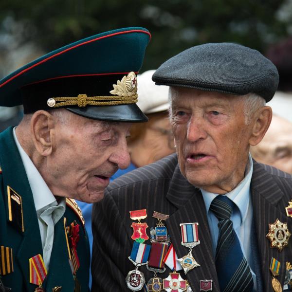 Выплаты ветеранам картинка