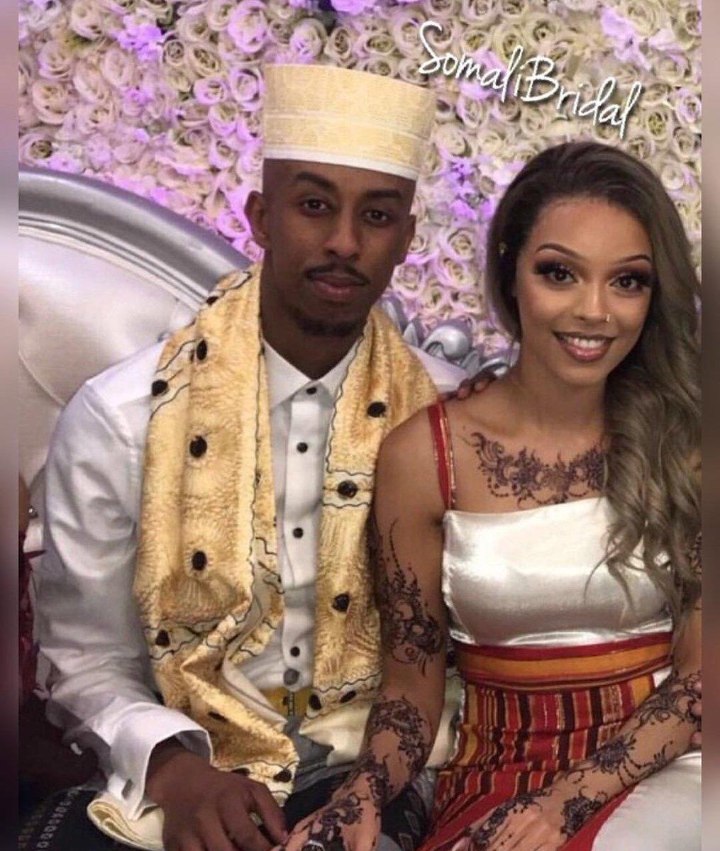 somaliwedding hashtag on Twitter