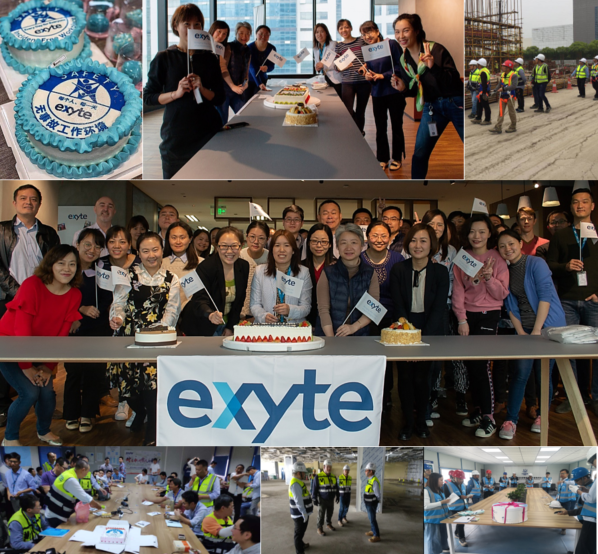 Exyte World Heath and Safety Day