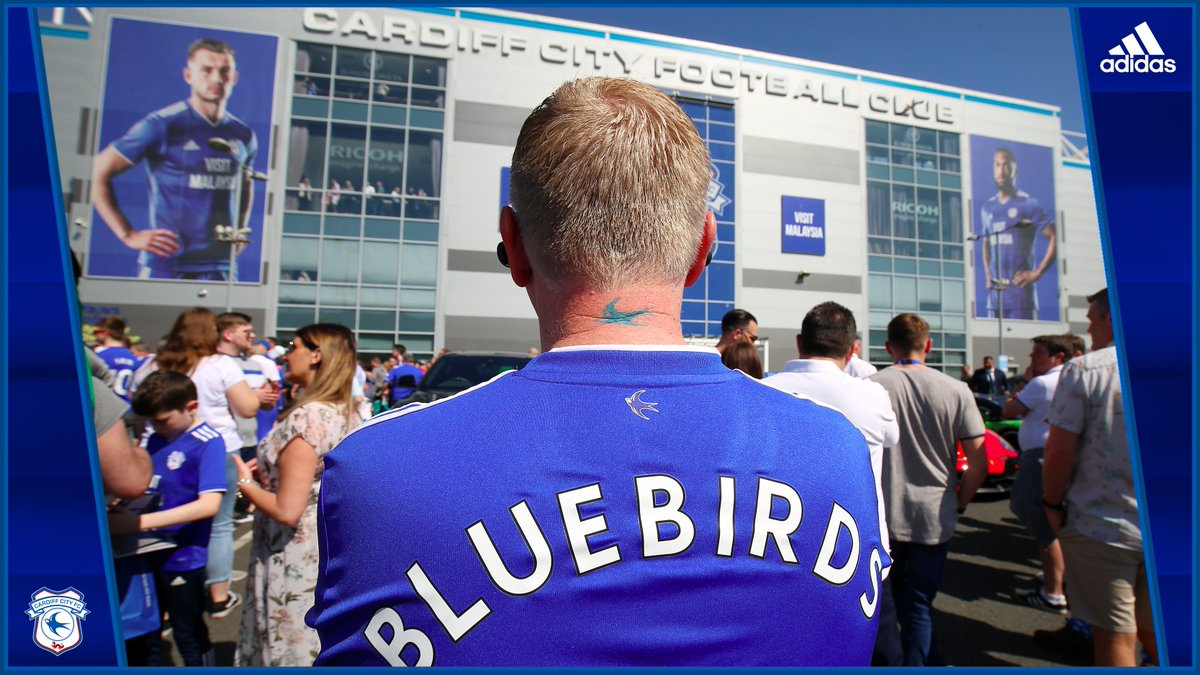 🎟 @adidasuk are giving away 2 pairs of @CityHospitality tickets & 2 pairs of General Admission tickets for City vs. @CPFC! Simply follow @CardiffCityFC and RT & Like this tweet before 10am on Friday (03/05/19) for a chance to win! #CityAsOne