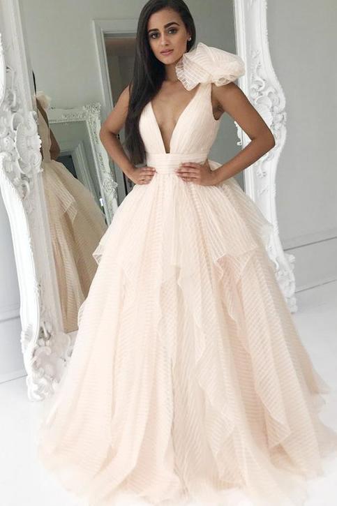 75199ac8d85 ... Dress BN2658 https   ulasse.storenvy.com products 26165754-beautiful -sexy-v-neck-prom-dresses-straps-a-line-floor-length-long-prom-dres utm source   ...